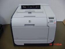 HP Color LaserJet CP2025 CB494A Laser Printer W/Toners,Page Count: 13K