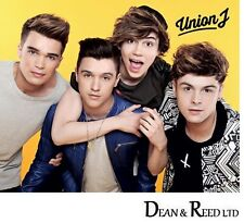 Union J (Yellow) - Mini Poster - 40cm x 50cm MPP50526 - M123