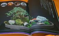 MODERN BONSAI MINIATURE GARDEN BOOK from JAPAN JAPANESE #1053