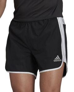 adidas Marathon 20 Mens 5 Inch Running Shorts - Black
