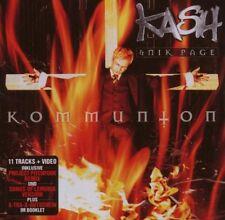 KASH & NIK PAGE Kommunion CD 2007