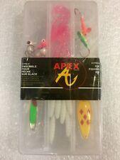 5889 Apex Tackle 23 Piece Ice Fishing Kit Ap-Kit-1-X