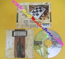 CD BEAT GODIVAS Jerkwater Towns 1995 Germany INDIGO 1186-2 no lp mc dvd (CS11)