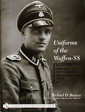 Uniforms of the Waffen-SS: Vol 1: Black Service Uniform - Lah Guard Uniform - SS