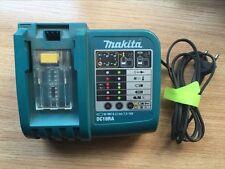 Used Makita DC18RA 220V 7.2-18V Ni-Mh & Li-ion Battery Fast Charger - EU Plug