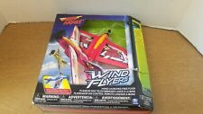 New Air Hogs Wind Flyers Outdoor Flying Plane Red