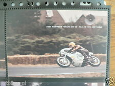 S0441-PHOTO-KEES SCHERMER YAMAHA 250 CC RAALTE 1974 NO 11 HAAGS MOTORCENTRUM