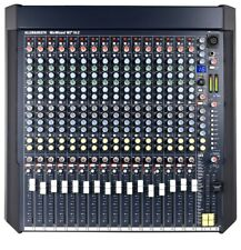 Allen & Heath MixWizard WZ4 16:2 Mixer with Effects +Gator Cases G-TOUR-20X25
