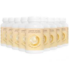 Amino Stars veganes Eiweiss - alle 8 essentielle Aminosäuren 9 x 120 Presslinge