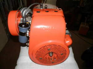 Economy Power King Tractor 14 HP Engine Complete