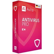 AVIRA AntiVirus PRO 2020 * 5 PC 2 Jahre * Vollversion DE Lizenz
