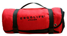 Red Filt Picnic Rug Blanket - Huge and Water Repellent! by Ergolife