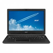 "Acer TRAVELMATE P446 I5-5200U 2.7GHZ 4GB 500GB WEBCAM WIFI HDMI 14"" WIN 10"