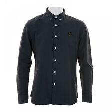 Farah Men's Long Sleeve Casual Shirts & Tops ,no Multipack