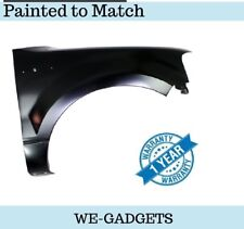 FO1241270 Ford F-150 2006-2008 Front Passenger Side Fender Painted To Match