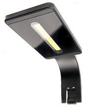 Aquael LEDDY Smart schwarz 6W LED Beleuchtung Aquarium Nano Shrimp Sunny 6500K