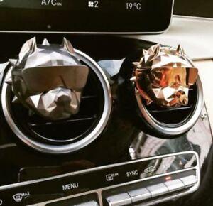 [DE:BULL] Luxury Car Air Conditioning Vent Clip Premium Fragrance Perfume Korea