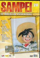 dvd SAMPEI Il ragazzo pescatore HOBBY & WORK numero 20