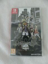 JEU SWITCH - THE WORLD ENDS WITH YOU - NEUF - SCELLER