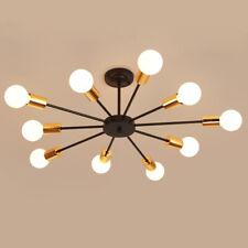 Sputnik Chandelier Ceiling Light Modern Pendant Industrial Vintage Fixture Lamb