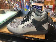 Timberland Boltero Leather/Fabric Chukka Grey Size US 12 Men's TB0A1IDA New