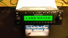 LAND ROVER BECKER TRAFFIC PRO BE4765 (MINT)