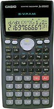 Casio FX-100MS  Scientific Calculator 3 Year Warranty