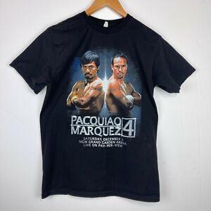 Pacquiao Vs Marquez 4 December 2012 Mens Size Small Shirt Boxing MGM Vegas