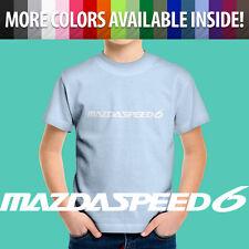 Mazda Motor Mazdaspeed 6 Mazdaspeed6 MPS COBB Auto Kids Tee Children's T-Shirt