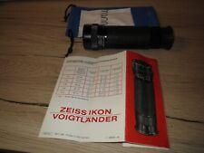 Carl Zeiss Monokular Fernohrvorsatz 8x30B  Nr: 838773. inkl Beschreibung !!