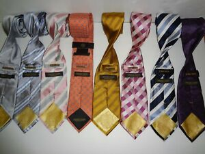 """""""Donald J. Trump"""" Signature Collection Luxury Neck Ties Different Colors"""