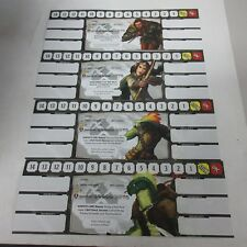 Catalyst Game Labs Dragonfire Set of 4 Bundle Promo NEW