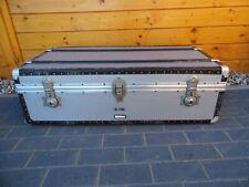 Rimowa Aluminium Vintage Überseekoffer  trunk