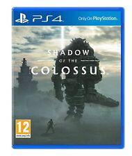 Shadow of the Colossus (PS4) Nuevo y precintado En Existencia - Vendedor GB