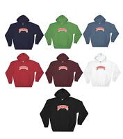 New Custom BACKWOODS Spell Out Mens Rolling Smoking Papers Hoodie Sweatshirt