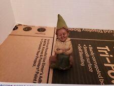 Mrs. 1987 Tom Clark Gnome Cairn Studio Ed #14 W/Coa