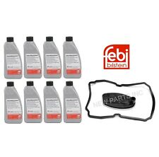 Febi Auto Trans Filter Kit + Fluid For Dodge Mercedes Sprinte Jaguar