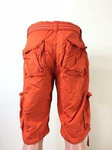 New Men's Focus Cargo Shorts: 30 to 44