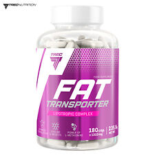 FAT TRANSPORTER Food Supplement - Accelerates Fat Metabolism & Quick Weight Loss