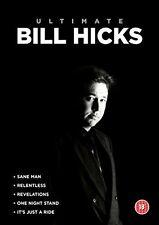 DVD:ULTIMATE BILL HICKS - NUEVO Región 2 UK