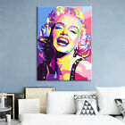 Canvas Painting Marilyn Monroe Modern Wall Art Poster and Prints For Home Decor