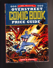 OVERSTREET HARDCOVER 40TH ANNIVERSARY COMIC BOOK PRICE GUIDE SEALED!BRAND NEW!