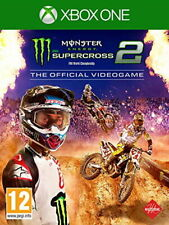Monster Energy supercross-Le jeu vidéo officiel 2 (Xbox One)