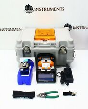 Sumitomo TYPE-72C HD Core Aligning Fusion splicer W/ FC-6S Cleaver LOW ARC