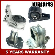 Engine Motor Trans Mount Set Fit for Mitsubishi Eclipse 2.0L 2.4L GSX RS Front