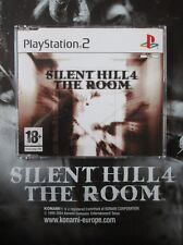 Silent Hill 4 The Room PROMO – PS2 (Full Promotional Game & Bag) PlayStation 2