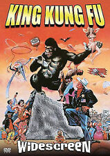 NEW RARE OOP RETROMEDIA KING KONG KING KUNG FU WIDESCREEN COMEDY MOVIE DVD 1976