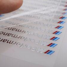 MColor Mini Performance Sticker For BMW GTSports Z4 1/2/3/4/5x1x3x4x5x6 Mseries