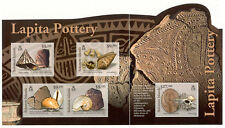 Solomon Islands - 2012 MNH minature sheet # 1153 Pottery and shells - Lot # 70