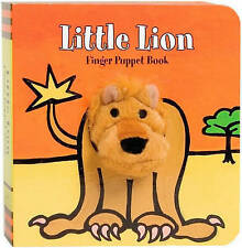 Little Lion: Finger Puppet Book by Image Books (Board book book, 2009)